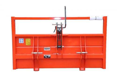 caixa de carga basculante