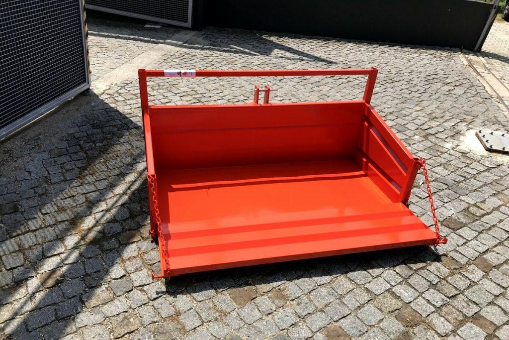 caixa de carga fixo